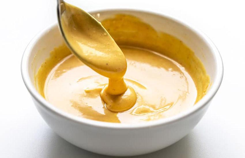 طرز تهیه سس خردل با عسل و پرتقال