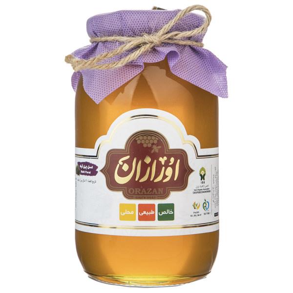 خرید عسل چهل گیاه اورازان