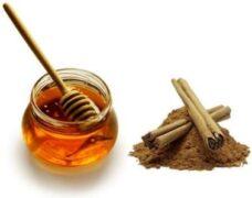 خواص فوق العاده مفید عسل و دارچین