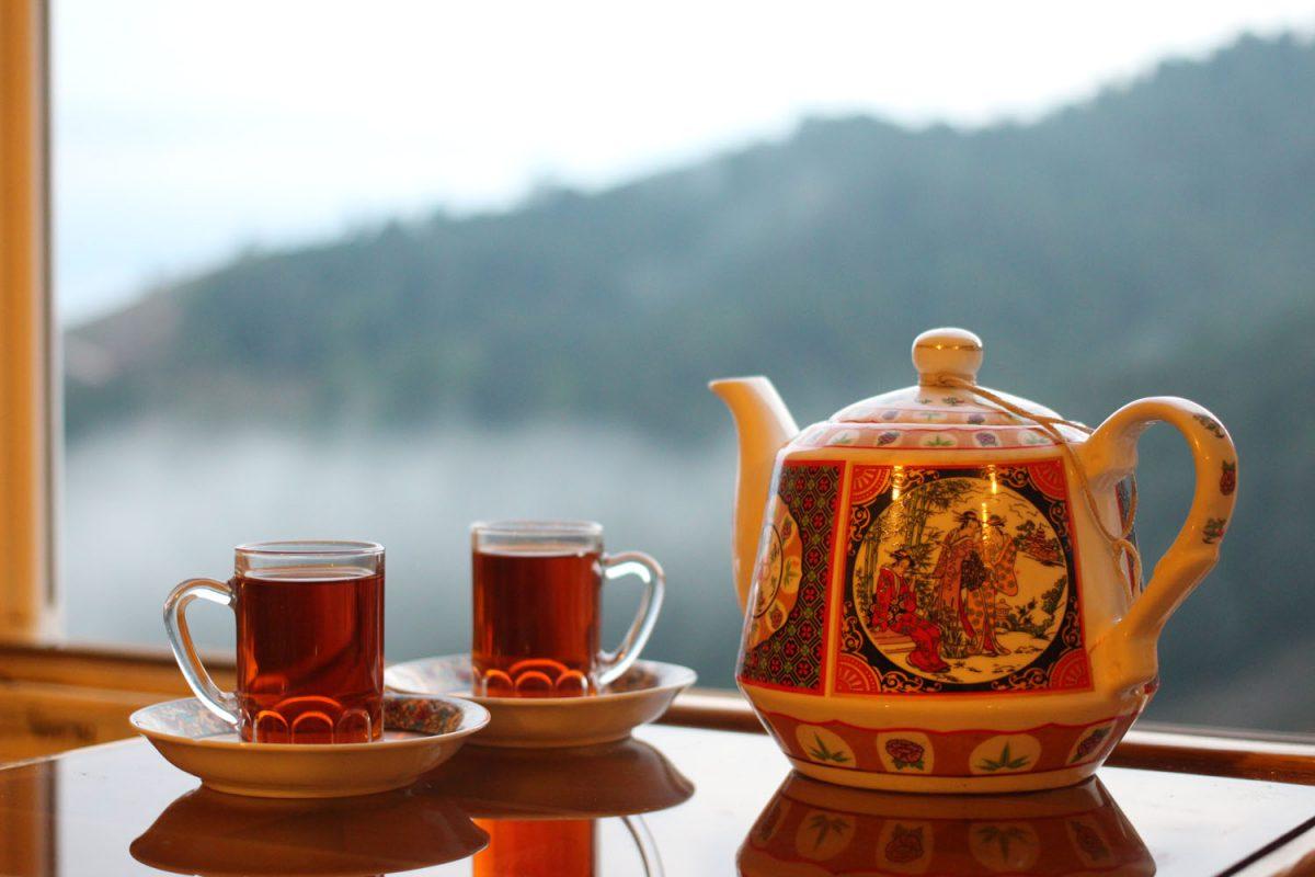 تاریخ ورود چای به ایران