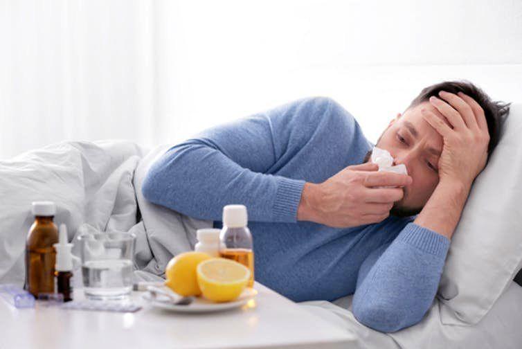 درمان سرماخوردگی به روش طب سنتی