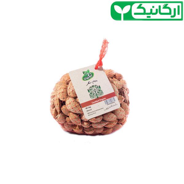 بررسی و خرید بادام سنگی ارگانیک آبگینه – 1 کیلوگرم