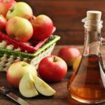 طرز تهیه سرکه سیب خانگی + خواص بیشمار آن