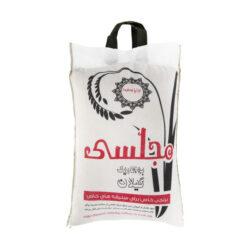 لیست قیمت و خرید برنج مجلسی - 5 کیلوگرم