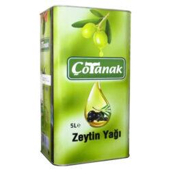 بررسی و خرید روغن زیتون بکر چوتاناک - 5 لیتر