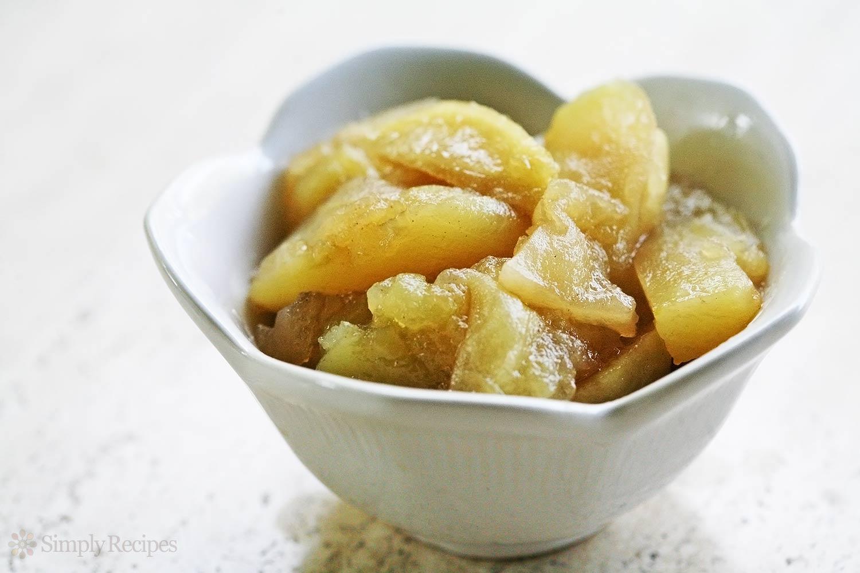 سیب پخته بخورید تا از شر سرفه های خشک خلاص شوید