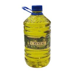 بهترین قیمت برای روغن زیتون کریستال طلایی - 3 لیتر