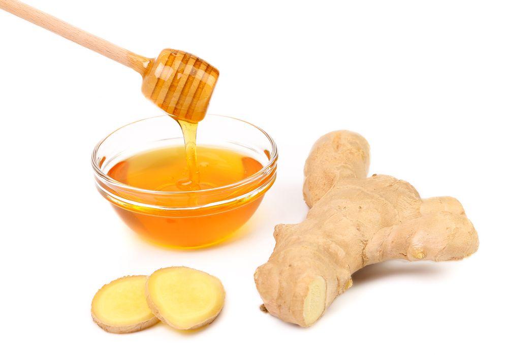 مصرف زنجبیل با عسل جهت درمان انزال زود رس