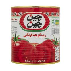 خرید اینترنتی رب گوجه فرنگی چین چین مقدار 800 گرم