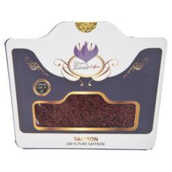 خرید اینترنتی و فوری زعفران سرگل زرین زعفران مقدار 2.3 گرم