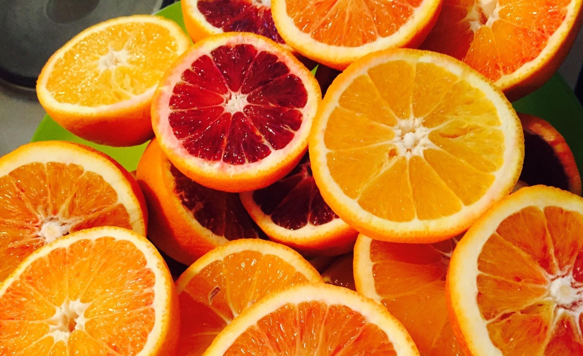 معالجه آسم با استفاده از پرتقال