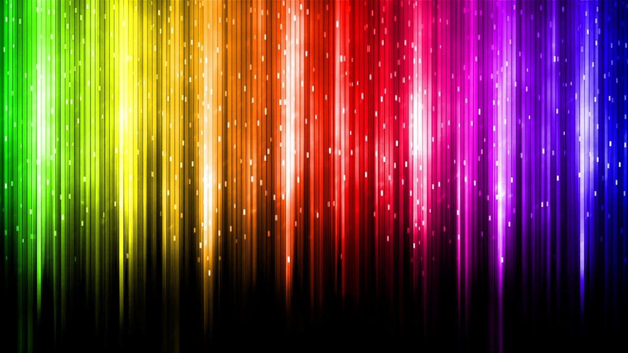 تاثر رنگ ها بر روح و روان انشان