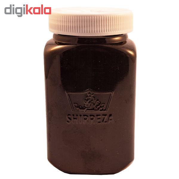 لیست قیمت و خرید فوری شیره خرما شیررضا - 900 گرم