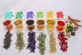معرفی و خرید 25 مدل دمنوش گیاهی برتر طب سنتی